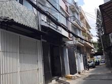 Bán nhà 2 lầu hẻm xe hơi  701 Trần Xuân Soạn Phường Tân Hưng Quận 7.