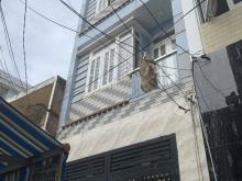 Bán gấp nhà hẻm lớn 588/66 Tỉnh  lộ 10, Bình Tân.  Diện tích: 4.4mx9m (NỞ HẬU).