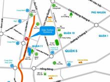 Cần Bán Gấp Nhà Phố MT Trịnh Đình Trọng, gần KDL Đầm Sen, 220m2 giá 9 tỷ
