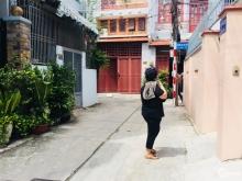 Bán nhà HXH đường Nguyễn Cửu Đàm, P Tân Sơn Nhì. DT 4m x 14m, nhà 2 lầu.  6 tỷ