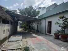 Bán nhà + đất mặt tiền Huỳnh Hữu Thống, P.3, TP Tân An, Long An