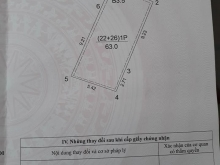 Bán nhà Võng Thị 63m2 mặt tiền 5.1m o tô vào nhà giá 10.5 tỷ.