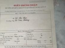 CC cần bán nhà mặt phố Nguyễn Đổng Chi, Nam Từ Liêm, Hà Nội, giá tốt