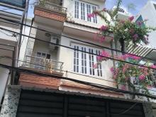 Xuất cảnh bán nhà 3 lầu HXH 6m đường D1,Phường 25,Bình Thạnh.