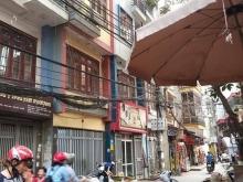 Phân lô Dương Quảng Hàm, Ô tô tránh, Gara, Kinh doanh sầm uất 52m2x5 tầng 7.8 Tỷ