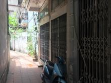 Bán nhà Thái Thịnh Đống Đa ,ngõ đẹp, 45m, Mt 5.8m, Giá 3.95 Tỷ