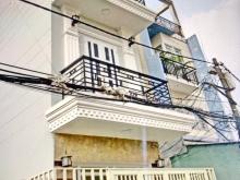 Bán nhà 2 lầu hẻm 2581 đường Huỳnh Tấn Phát  huyện Nhà Bè