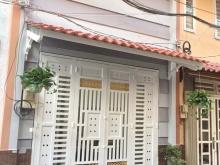 Bán nhà 2 lầu đẹp hẻm 8m Đặng Nhữ Lâm Nhà Bè.
