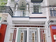 Bán nhà đẹp 2 tầng hẻm nhựa 8m 96 Đào Tông Nguyên huyện Nhà Bè