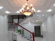 Cần bán gấp căn nhà mặt tiền, ngay đường Huỳnh Tấn Phát, sổ hồng riêng