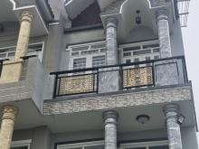 Bán nhà mới đường Dương Thị Mười gần chợ Hạt Điều giá chỉ 1,69 tỷ