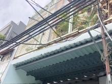 Bán nhà 2 lầu sân thượng hẻm 460 Nguyễn Tất Thành quận 4.