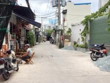 Bán dãy nhà trọ 1 trệt, 1 lầu hẻm 14m 458 Huỳnh Tấn Phát quận 7( 21 phòng).