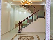 Bán nhà mới đẹp 2 tầng hẻm xe hơi 8m Võ Thị Nhờ (hẻm 487 HTP) Quận 7