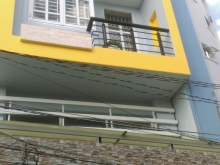 Bán nhà đẹp 1 lửng, 2 lầu  hẻm 109 Nguyễn Văn Quỳ Quận 7
