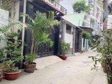 Bán nhà 2 lầu mặt tiền hẻm 997 Trần Xuân Soạn quận 7 (gần cầu Rạch Ông).