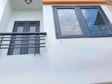 Bán nhà đẹp 2 lầu đường Võ Thị Nhờ (hẻm 487 Huỳnh Tấn Phát) Quận 7