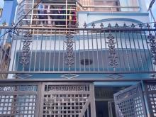 Bán nhà 1 lầu đúc (nở hậu) hẻm 205 Huỳnh Tấn Phát Quận 7