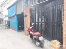 Bán nhà 1 lầu mặt tiền hẻm 391 Huỳnh Tấn Phát quận 7.