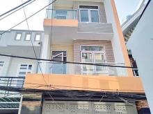 Bán nhà 3 lầu mới 100% hẻm 1135 Huỳnh Tấn Phát quận 7.
