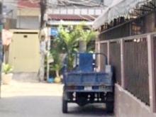 Bán nhà cấp 4 góc 2 mặt tiền hẻm 1056 Huỳnh Tấn Phát quận 7.