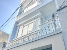 Bán nhà đẹp 2 lầu (nở hậu) hẻm Tân Mỹ phường Tân Thuận Tây Quận 7