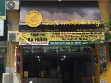 Cần bán shop Hưng Vượng mặt tiền đường Số 6, Phú Mỹ Hưng đông dân cư