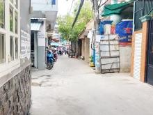 Bán nhà 1 lầu Quận 8 hẻm xe hơi đường Nguyễn Thị Tần Phường 2