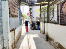 Bán nhà 1 lầu gần mặt tiền đường Phạm Thế Hiển Phường 6 Quận 8