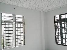 Bán nhà mặt tiền quốc lộ 50, 1 trệt 1 lầu, full nội thất, 82m2, sổ hồng riêng