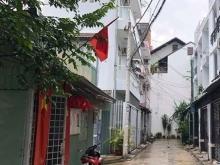 Bán nhà ngay chợ bà hom xây 1 trệt 3 lầu giá 1 tỷ 950 sổ hồng sang tên nhận nhà