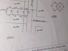 Nhà 109/59 Đất Mới, 3x10m gác lửng hẻm hiện hữu 5m thông