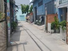 Cần bán nhà 1 trệt 1 lầu tại đường số 13A, Phường Bình Hưng Hòa A, Bình Tân