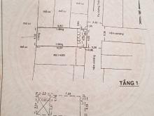 Chính chủ cần bán nhà HXH, vị trí đẹp đường Thống Nhất, P.16, Gò Vấp