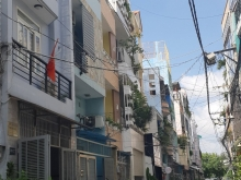 Bán gấp trong tuần, nhà hẻm ô tô đường trường sa, phường 14, Phú Nhuận