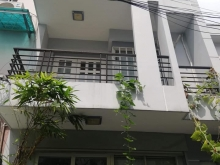 Bán nhà nở hậu Quận 10, Lý Thường Kiệt, 3 tầng, oto, 36m2
