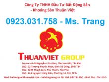 Mặt tiền đường Dân Tộc. Phường Tân Thành. Quận Tân Phú