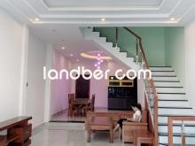 Nhà hẻm 711 Lũy Bán Bích, TTH, Tân Phú, 1 lầu, mới.