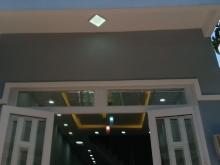 Bán gấp nhà hẻm 4m, thông,Trần Quang Cơ, 3,5x11m,T,L,ST, P PT, Q TP, g 3,6 tỷ