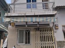 Cc bán gấp nhà 1 sẹc,hẻm 4m,2 mặt tiền khu Bình Triệu-PVĐ giá cực rẻ 1 Tr 1 lầu.