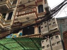Hạ giá bán nhà tại Khương Đình 59,7m2 x 4 tầng, mt 4.3m, ngõ rộng đẹp rộng 2m