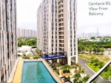 Giá cạnh tranh! Cho thuê căn hộ officeTel tại CENTANA THỦ THIÊM 55m2 – 10tr/th