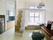 Căn hộ SàiGòn Royal, Quận 4, 44m2, Full nội thất cho thuê 15tr/tháng