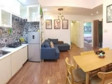 Cần cho thuê căn hộ Chung cư Lucky Place Quận 6, Dt : 83m2, 2pn, 2wc