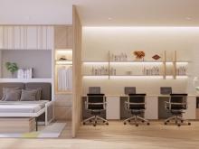 cho thuê văn Officetel ngây trung tâm hành phú mỹ hưng vừa làm văn phòng và ở