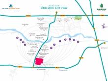 Nhận đặt chổ Đất nền dự án BINHDINH City View, An nhơn - Bình Định