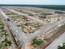 Bán đất ngay KCN Chơn Thành 80m2 giá 620tr, trả trước 300tr nhận đất sổ riêng