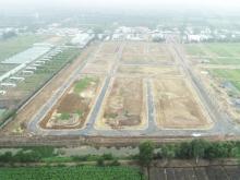 Chỉ 580tr sở hữu đất nền Asaka Riverside TT H.Bến Lức, có QH 1/500, TT 12 tháng