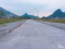 Đất liền kề trục chính dự án KM8 Quang Hanh - Cẩm Phả
