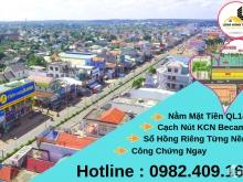 Bán đất 2 mặt tiền nằm giữa KCN lớn nhất nhì Bình Phước